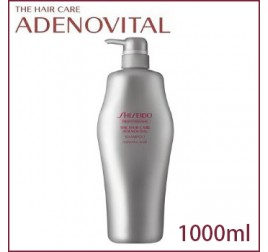 SHISEIDO THE HAIR CARE ADENOVITALSHAMPOO育髮洗髮水 1000ml